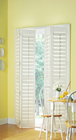 SHUTTERS BI-FOLD  -  FREE Estimates & FREE In-Home Consulation - Blinds, Shutters, Window Blinds, Plantation Shutters